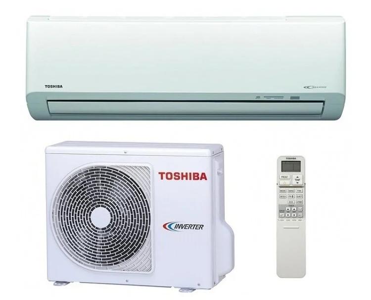 тихий Toshiba RAS-10N3KV-E / RAS-10N3AV-E
