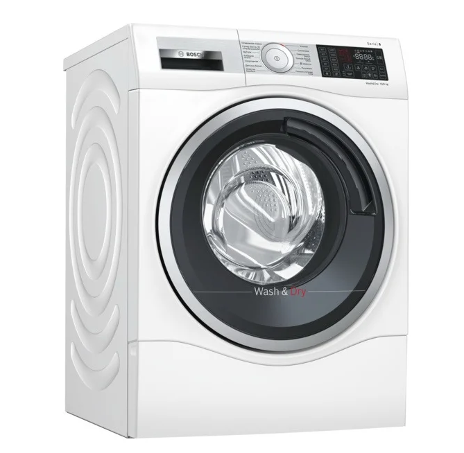 Bosch WDU 28590 с функцией пара