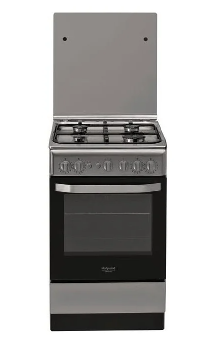 Hotpoint-Ariston HS5G1PMX с газконтролем