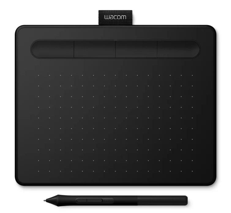 WACOM Intuos S (CTL-4100K-N)