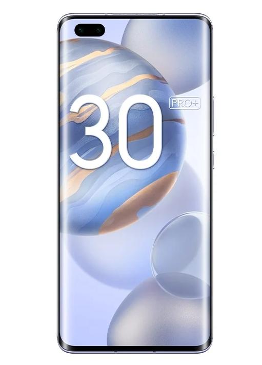 HONOR 30 Pro+ с экраном 90