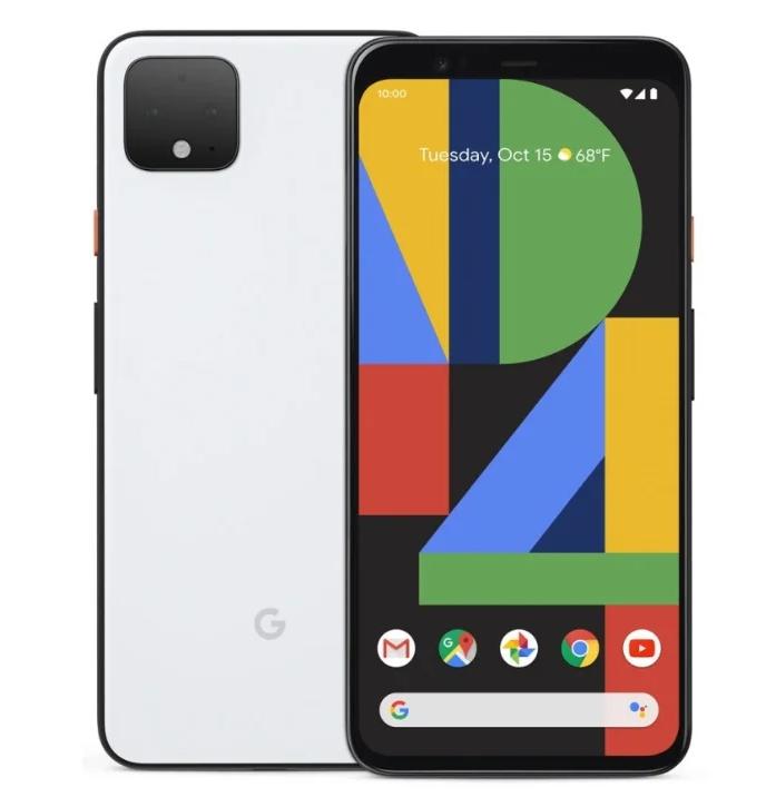 Google Pixel 4 XL с экраном 90