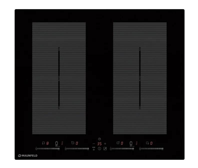 индукция на 4 MAUNFELD EVI.594.FL2(S)-BK