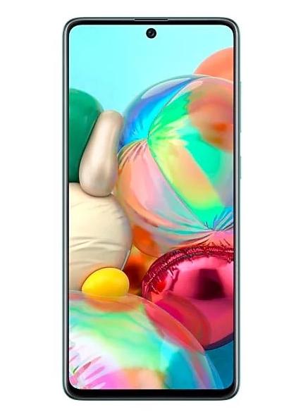 модель до 30 Samsung Galaxy A71 6/128GB