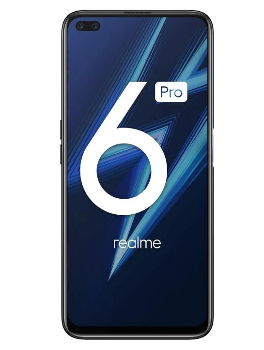 модель realme 6 Pro 8/128GB