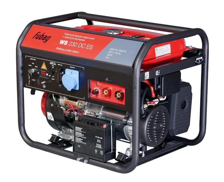 Fubag WS 230 DC ES (5000 Вт)