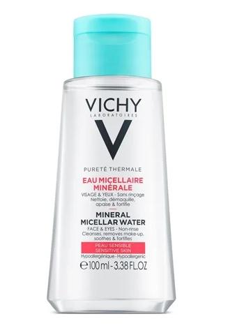 Vichy с минералами для чувствительной кожи