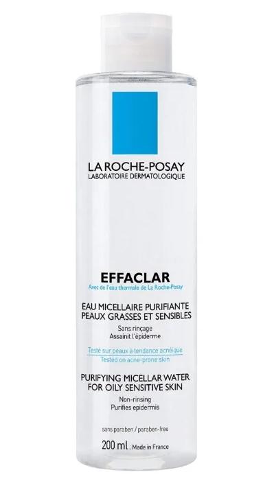 La Roche-Posay мицеллярная вода Effaclar Ultra