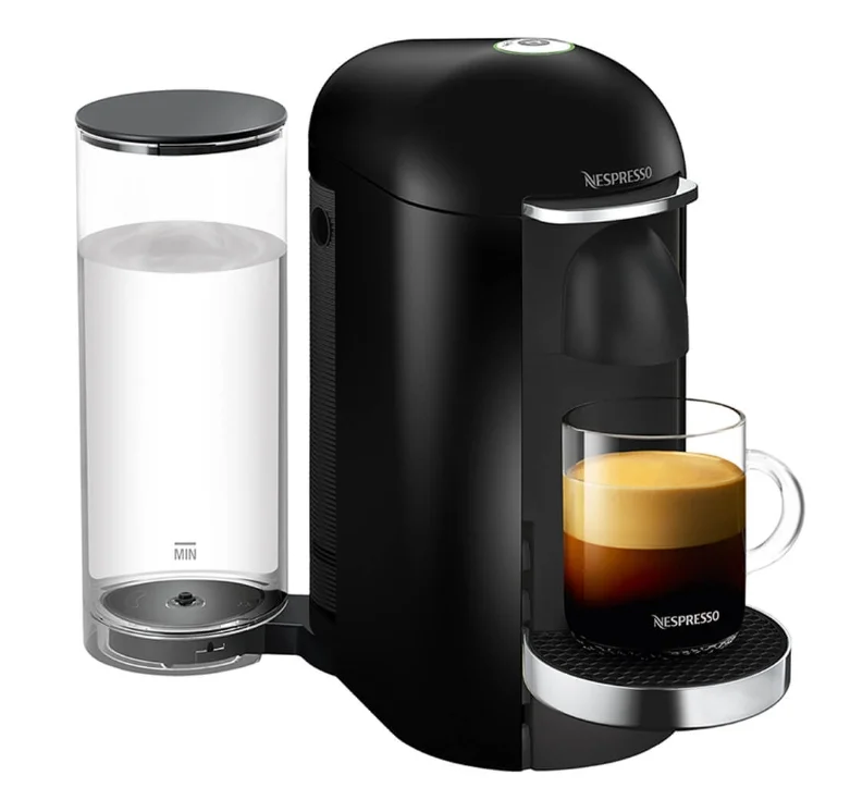 Nespresso GCB2 Vertuo Plus C капсульная