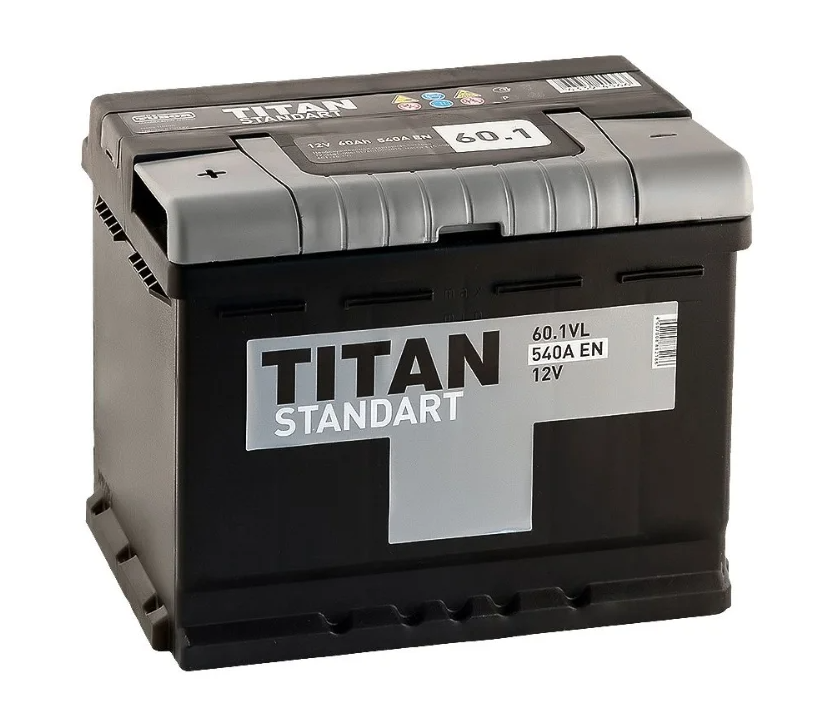 TITAN STANDART 6CT-60.1 VL