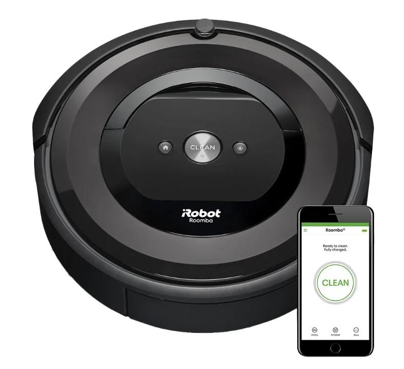 iRobot Roomba e5 для сухой уборки