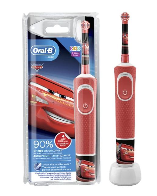 Oral-B Kids Тачки (80324459)