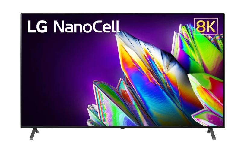 """NanoCell LG 75NANO976 74.5"""" с 8к"""