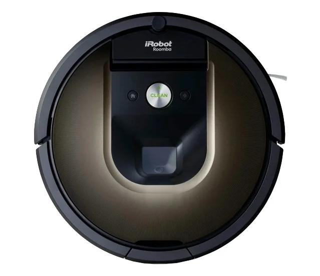iRobot Roomba 980 для ковров