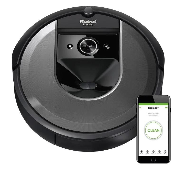 iRobot Roomba i7 для ковров