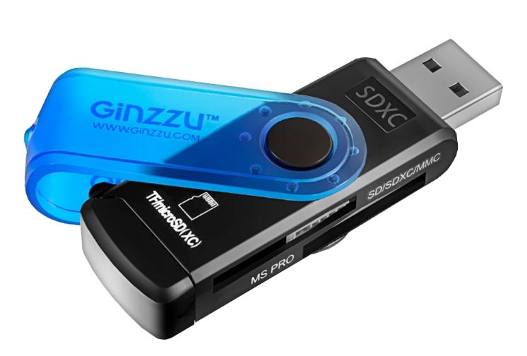 Ginzzu GR-412B