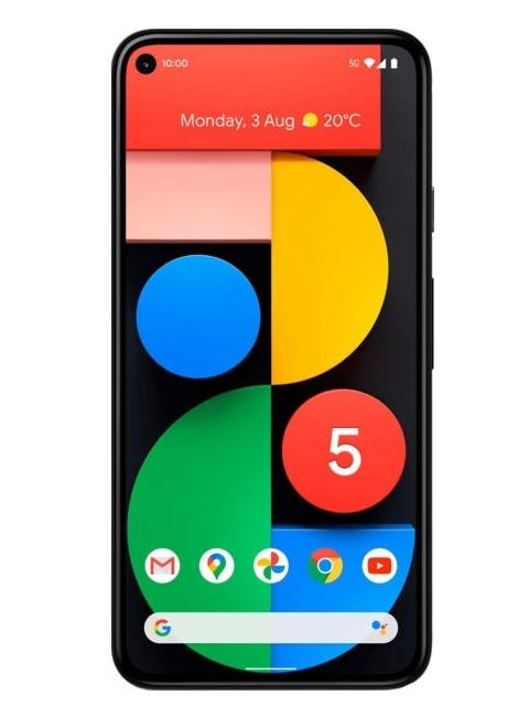 Google Pixel 5 8/128GB на андроид