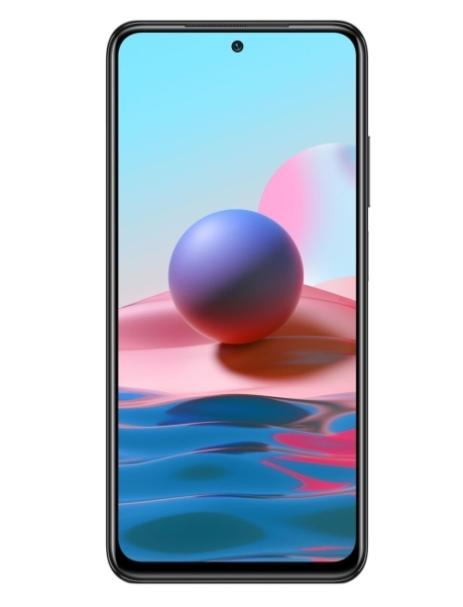 Xiaomi Redmi Note 10 4/64GB, серый оникс