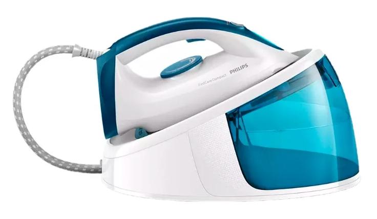 Philips FastCare Compact GC6722/20 белый/голубой