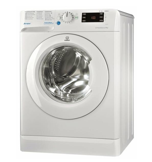 модель Indesit BWSE 61051