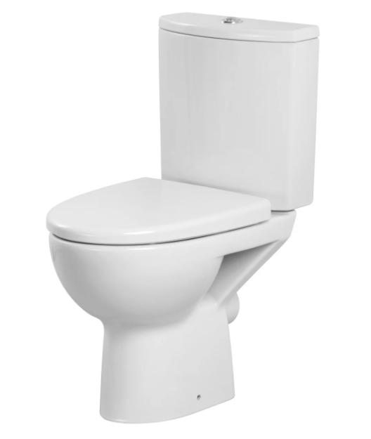 Cersanit Parva Clean On KO-PA011-3/6-COn-DL с горизонтальным выпуском