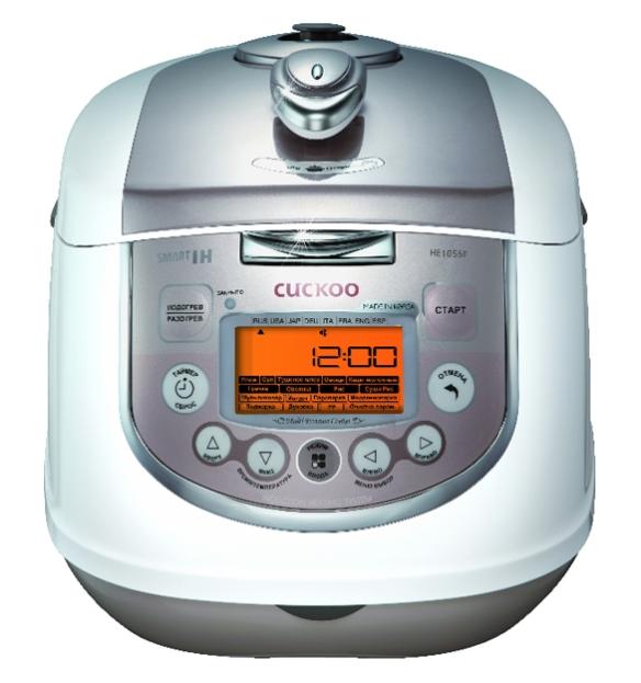 индукционная Cuckoo CMC-HE1055F