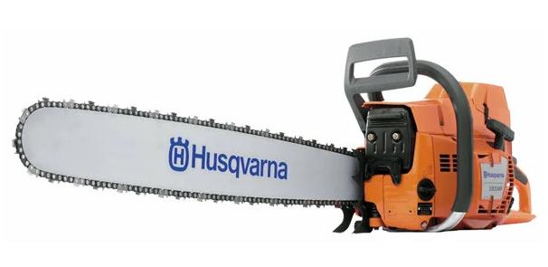 модель от Husqvarna 395XP 4900 Вт/6.6 л.с