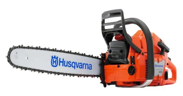 модель от Husqvarna 365-18 3400 Вт/4.6 л.с