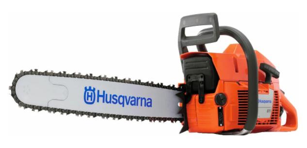 модель от Husqvarna 61 2900 Вт/3.9 л.с