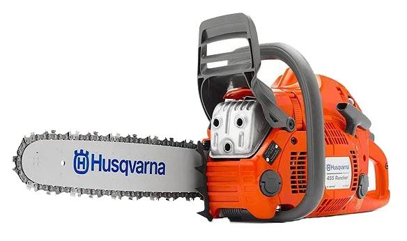 модель от Husqvarna 455e 2600 Вт/3.5 л.с