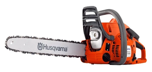 модель от Husqvarna 120 Mark II-14 1400 Вт/1.9 л.с
