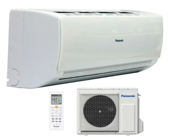 Panasonic CS-YW09MKD / CU-YW09MKD белый с обогревом