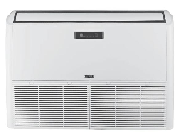 напольный Zanussi ZACU-18H/ICE/FI/N1 белый
