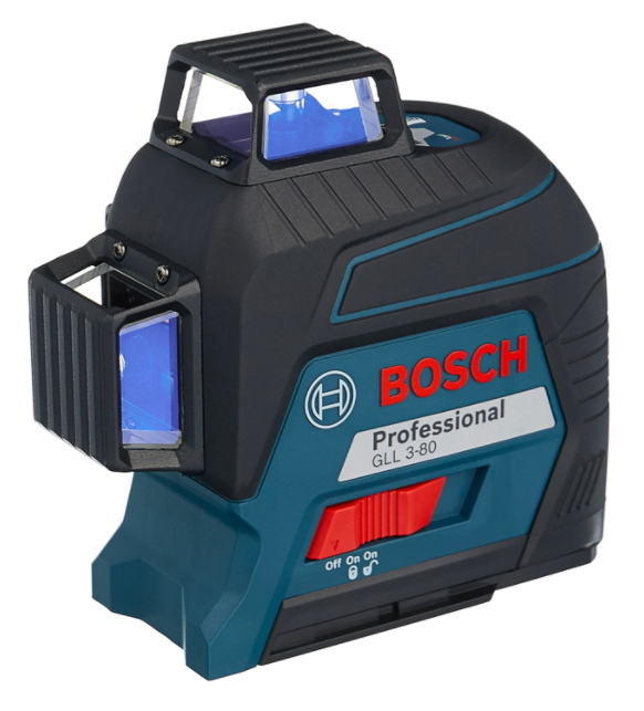 BOSCH GLL 3-80 Professional (0601063S00)