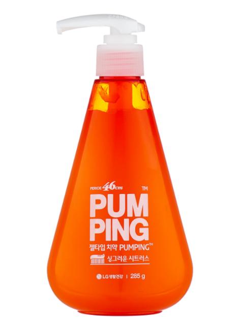 Perioe Pumping Citrus, 285 г
