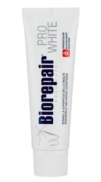 Biorepair Pro White, сохраняющая белизну эмали, 75 мл