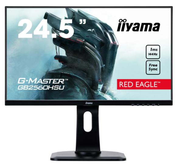 """Iiyama G-Master GB2560HSU-1 24.5"""""""