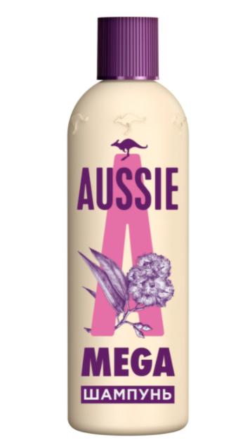 Aussie шампунь Mega для ежедневного использования, 300 мл