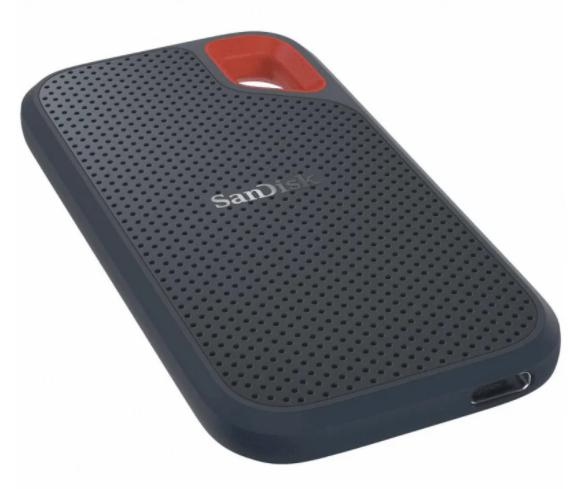 SanDisk Extreme 250 GB, темно-серый