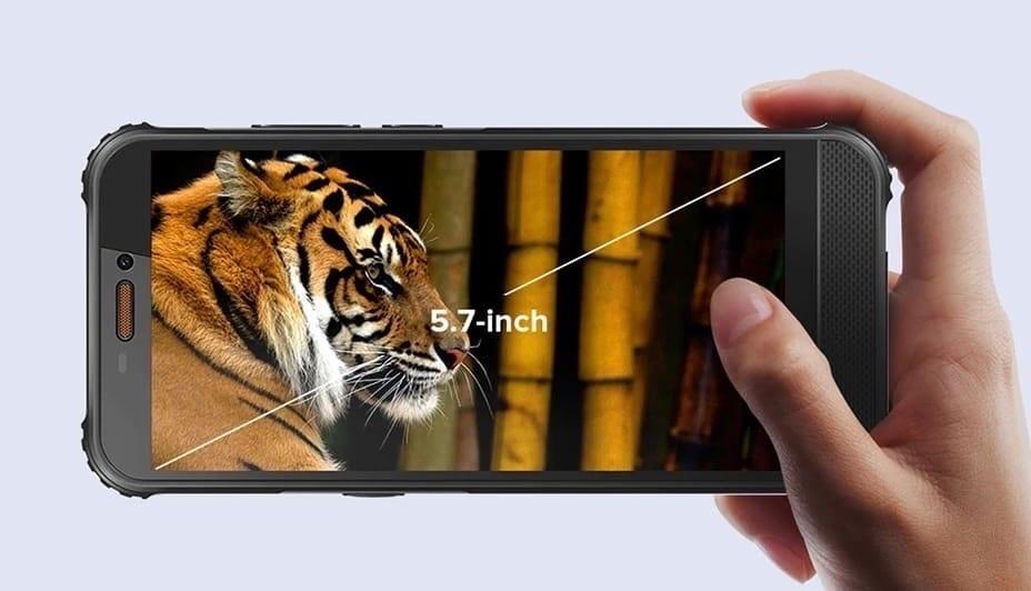дисплей смартфона AGM H3