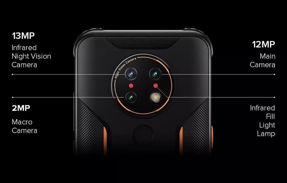 камера смартфона AGM H3