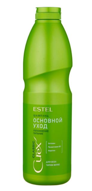 Estel Professional шампунь Curex Classic для ежедневного применения